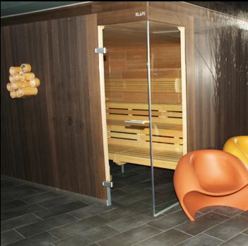 Viva's Dry Sauna