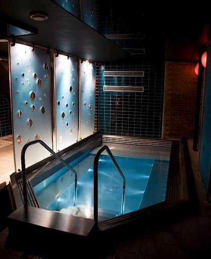 The Jacuzzi at the Pleasuredrome London