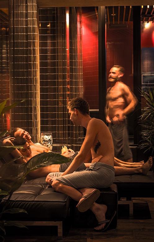 cologne gay sauna